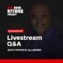 Artwork for SDN093: Business Motivation Livestream Q&A with Patrick Allmond
