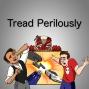 Artwork for Tread Perilously -- Star Trek TNG: Masks