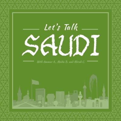 Let's Talk Saudi podcast show image