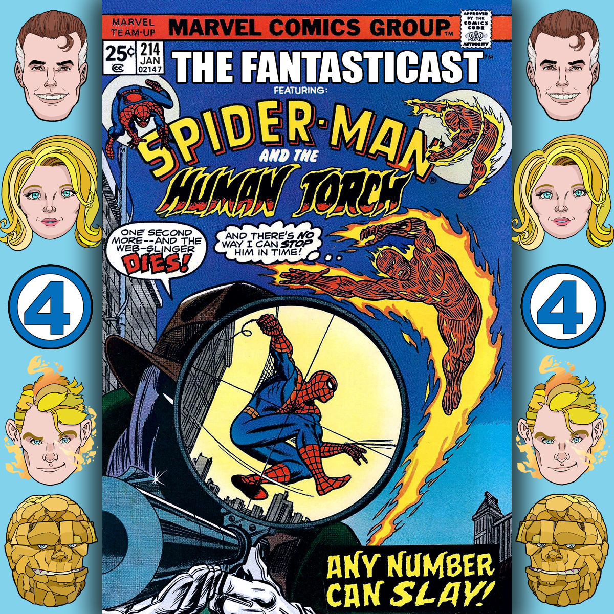 Episode 214: Marvel Team-Up #39 - Any Number Can Slay