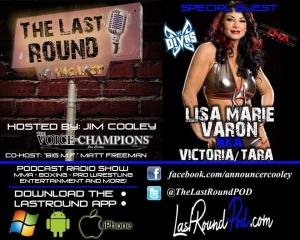 TLR #19  Lisa Marie Varon - Victoria - Tara - WWE/TNA