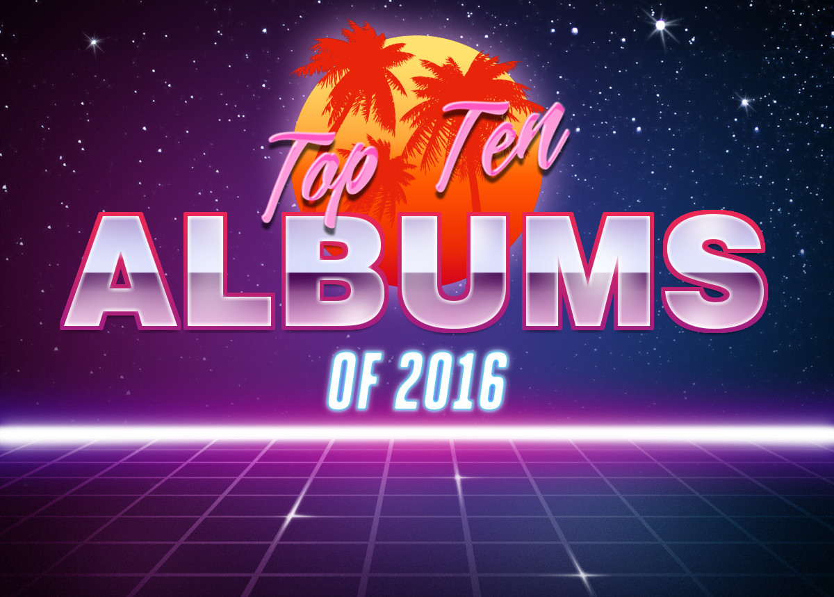 Episode #OTC Music Top Ten Albums 2016