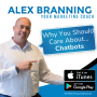 Artwork for Why You Should Care About... Chatbots
