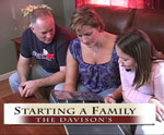Episode #0064 Cystic Fibrosis and Starting a Family (Windows WMV Format)