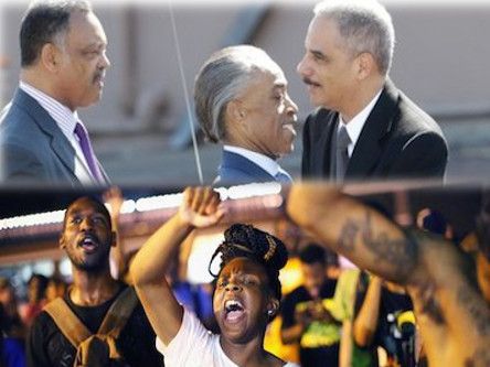 Ferguson Struggle Has Already Altered Black Politics