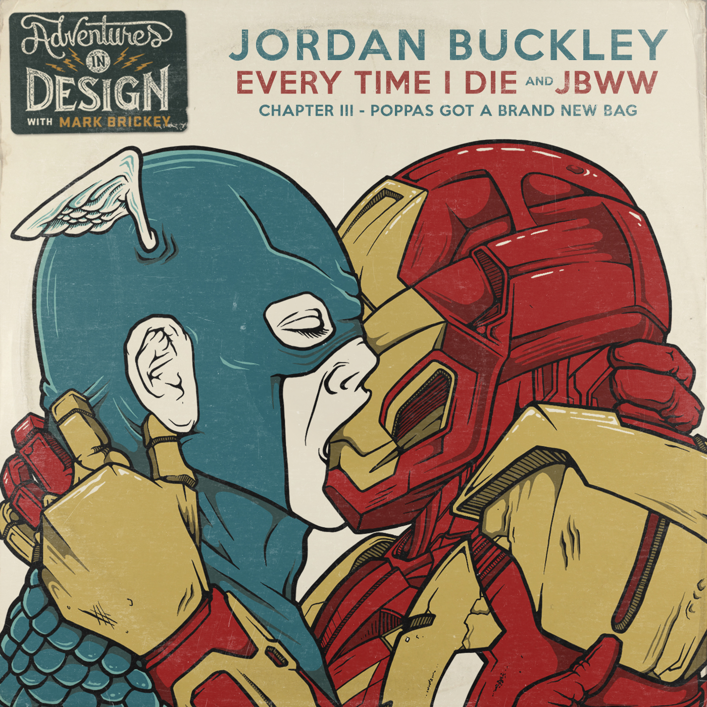 405 - Jordan Buckley of Every Time I Die and JBWW.com