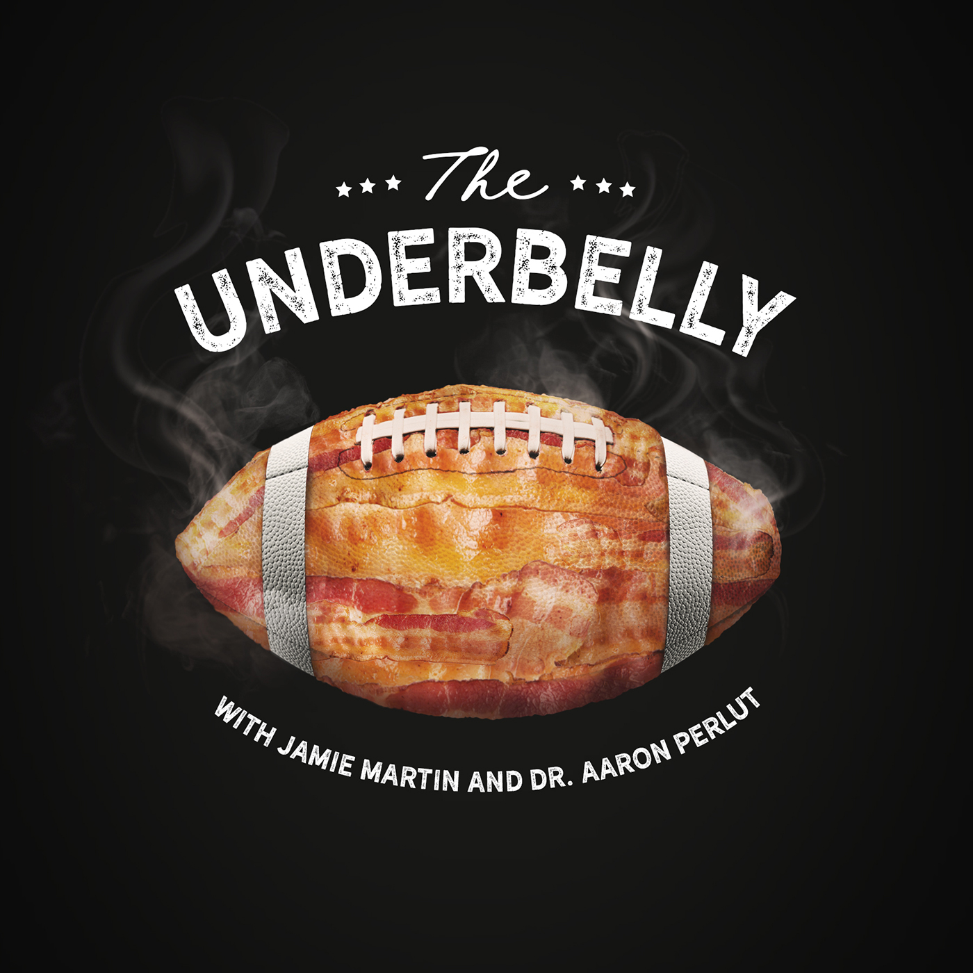 The UnderBelly Podcast show art