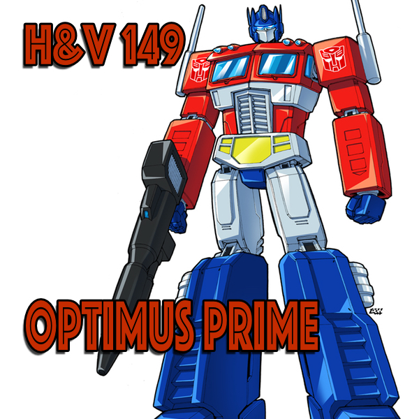 149: Optimus Prime with Charles and Darryl from Transmissions