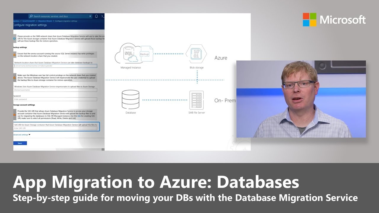 Artwork for App Migration to Azure: Moving your databases step-by-step guide