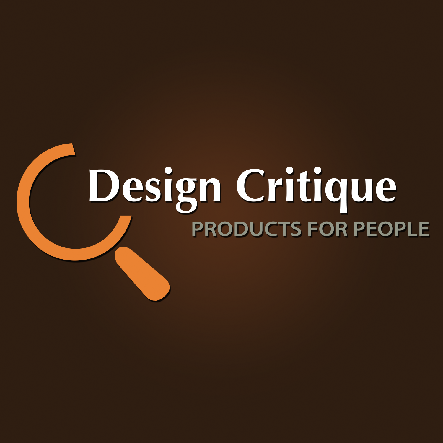 Design Critique: Products for People show art