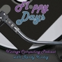 Artwork for Floppy Days Special Promo for VCF East XIII with Evan Koblentz