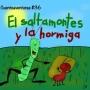 Artwork for #36 el saltamontes y la hormiga (Esopo)
