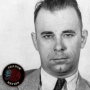 Artwork for John Dillinger with Author Dary Matera