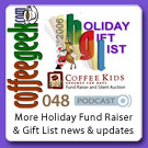 CoffeeGeek Podcast 048 - Fundraiser and HGL Update!
