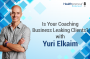 Artwork for 114 - Is Your Coaching Business Leaking Clients?