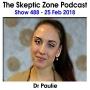 Artwork for The Skeptic Zone #488 -25.Feb.2018