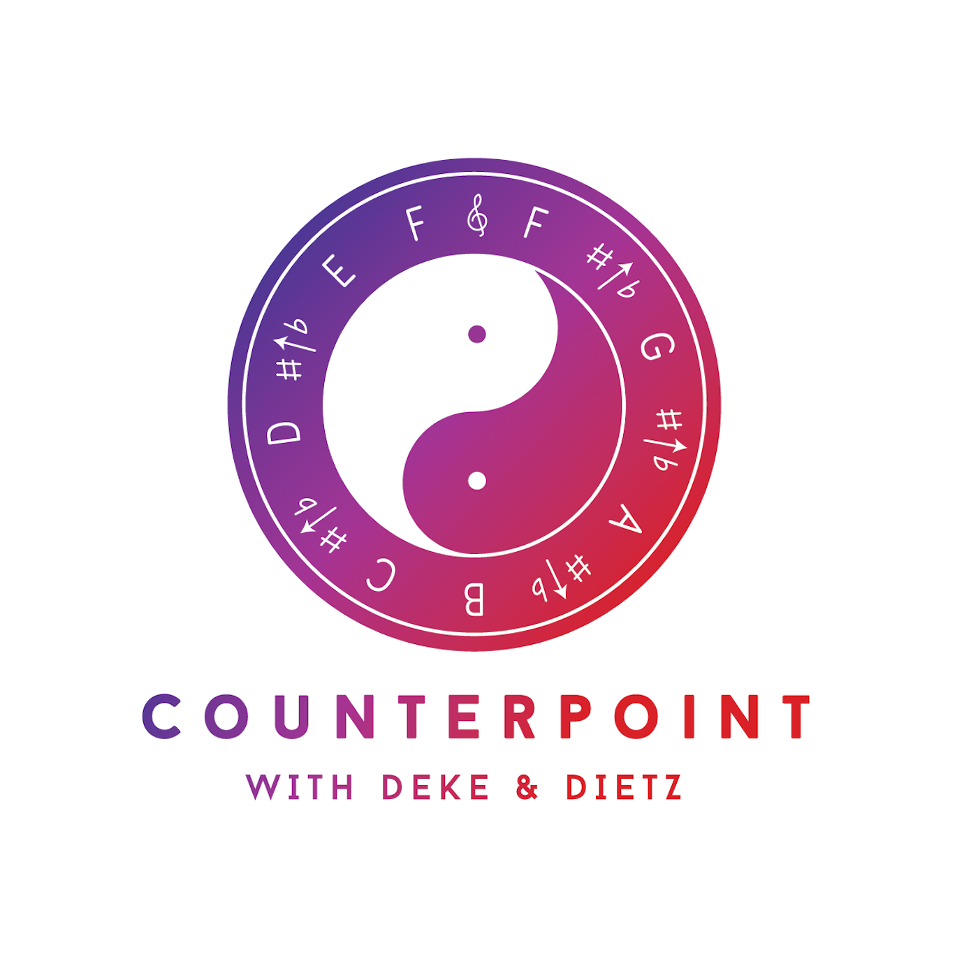 Counterpoint with Deke and Dietz show art