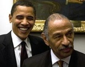 "Rep. John Conyers: ""I'm Tired of Saving Obama's Can"""