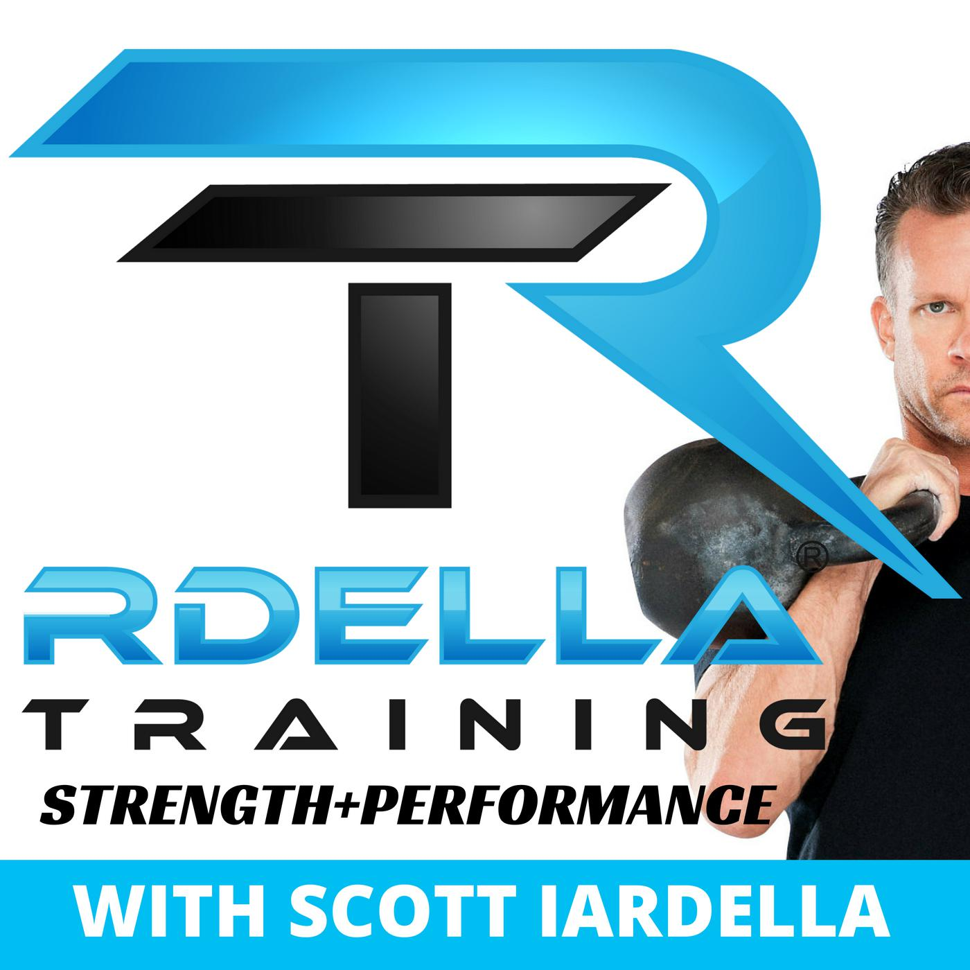 Rdella Training : The Strength & Performance Podcast show art
