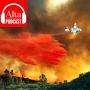 Artwork for CalFire's Aerial First Responders