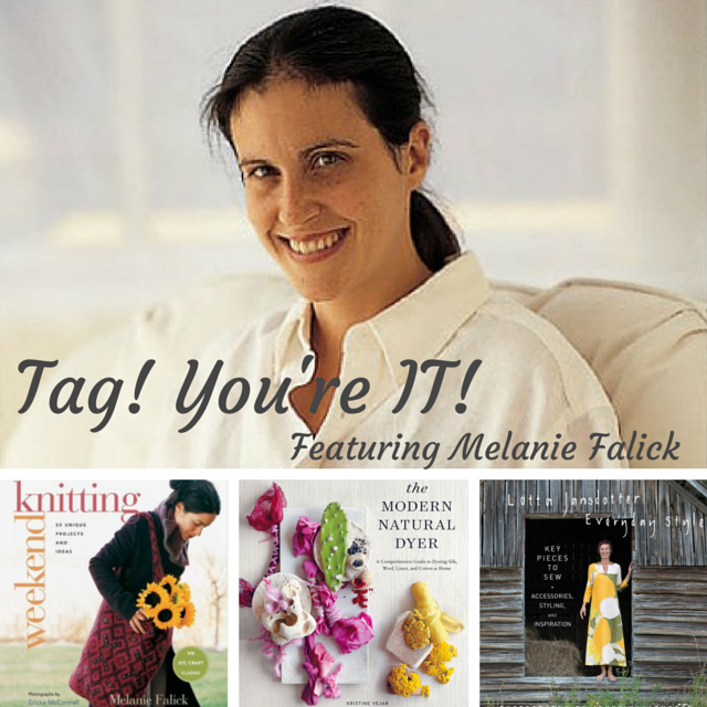 Tag! You're IT! Featuring Melanie Falick