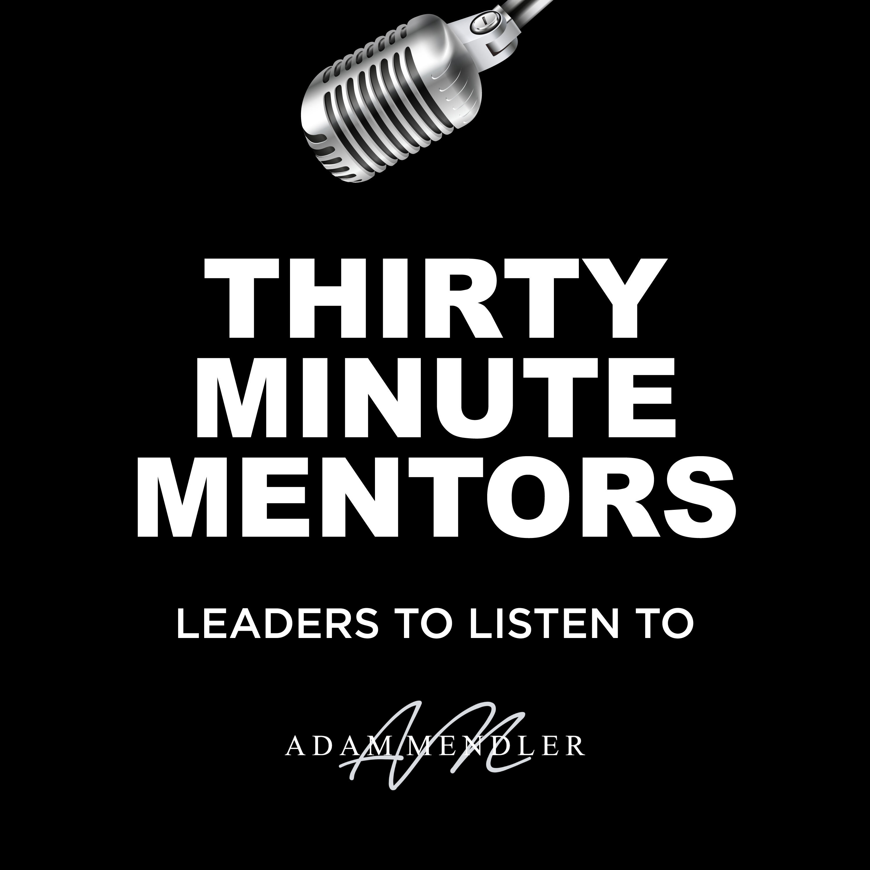 Thirty Minute Mentors show art