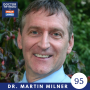 Artwork for 95: Hypothyroidism and Combination Therapy of T3 and T4 with Dr. Martin Milner from Portland, Oregon
