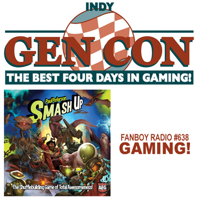 Fanboy Radio #638 - Paul Peterson & GenCon 2012