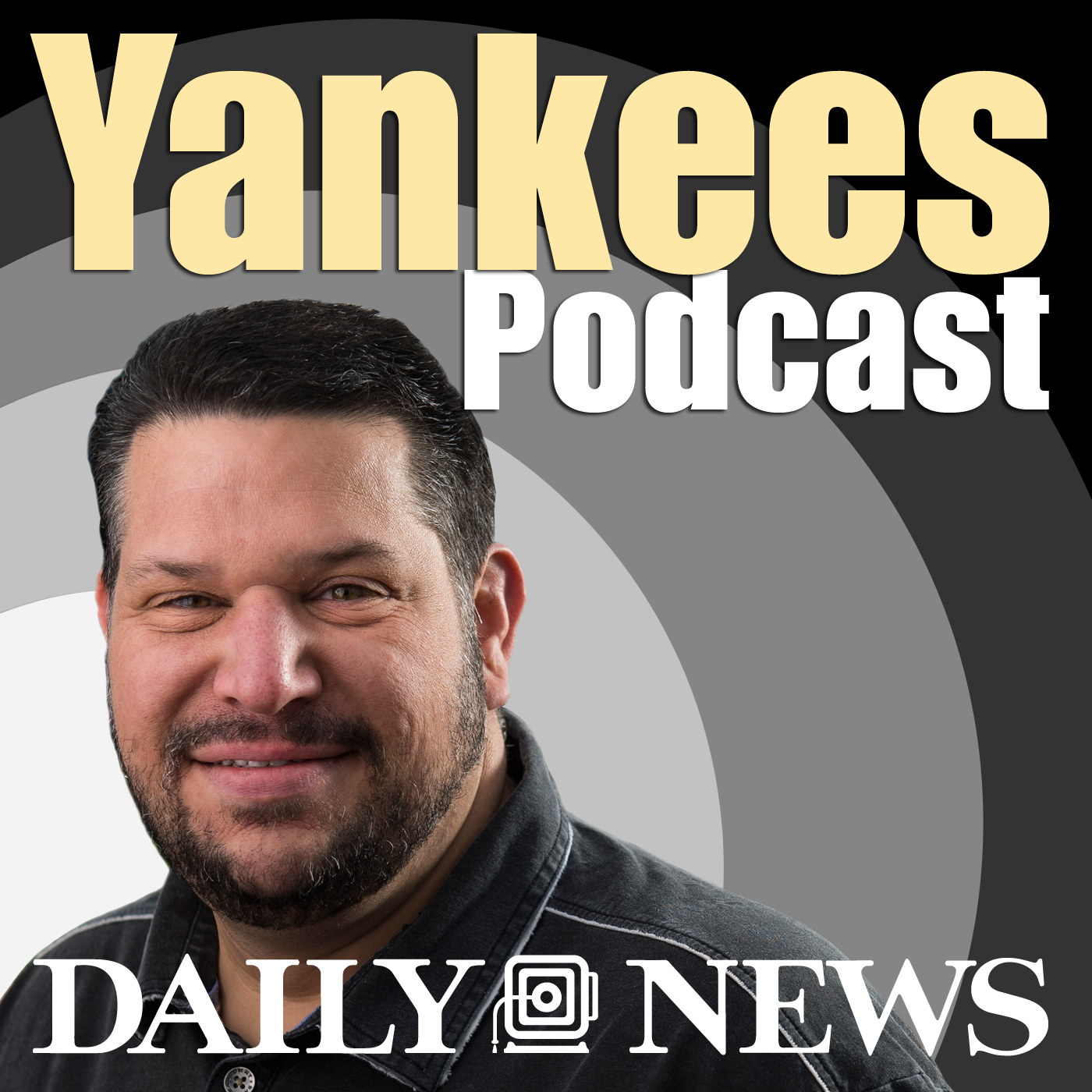 Daily News Yankees Podcast show art