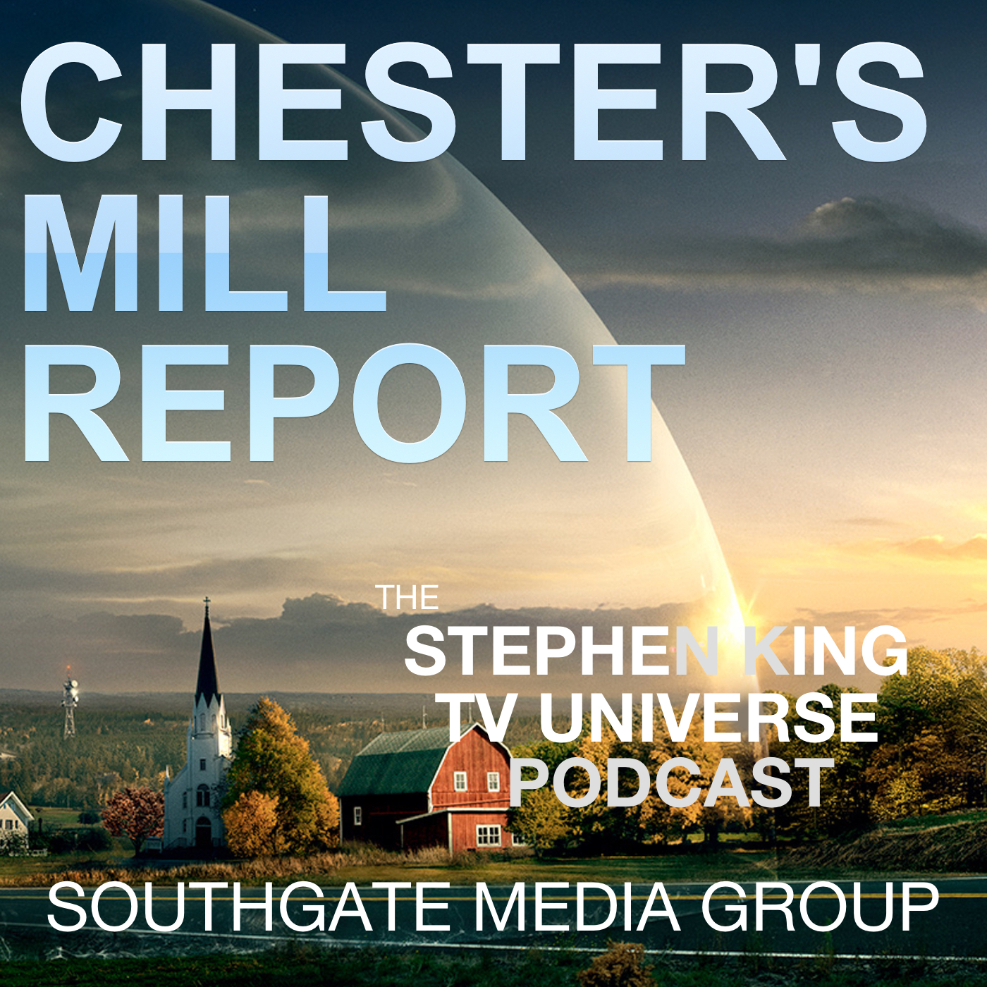 Artwork for Simpsons Movie Review Special - Chester's Mill Report: The Under the Dome Podcast