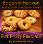 Artwork for They Really Do Serve Bagels in Heaven!
