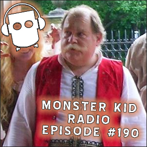 Monster Kid Radio #190 - Dwight Kemper and Tales of Dracula