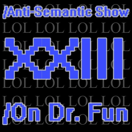 Episode 23: On Dr. Fun