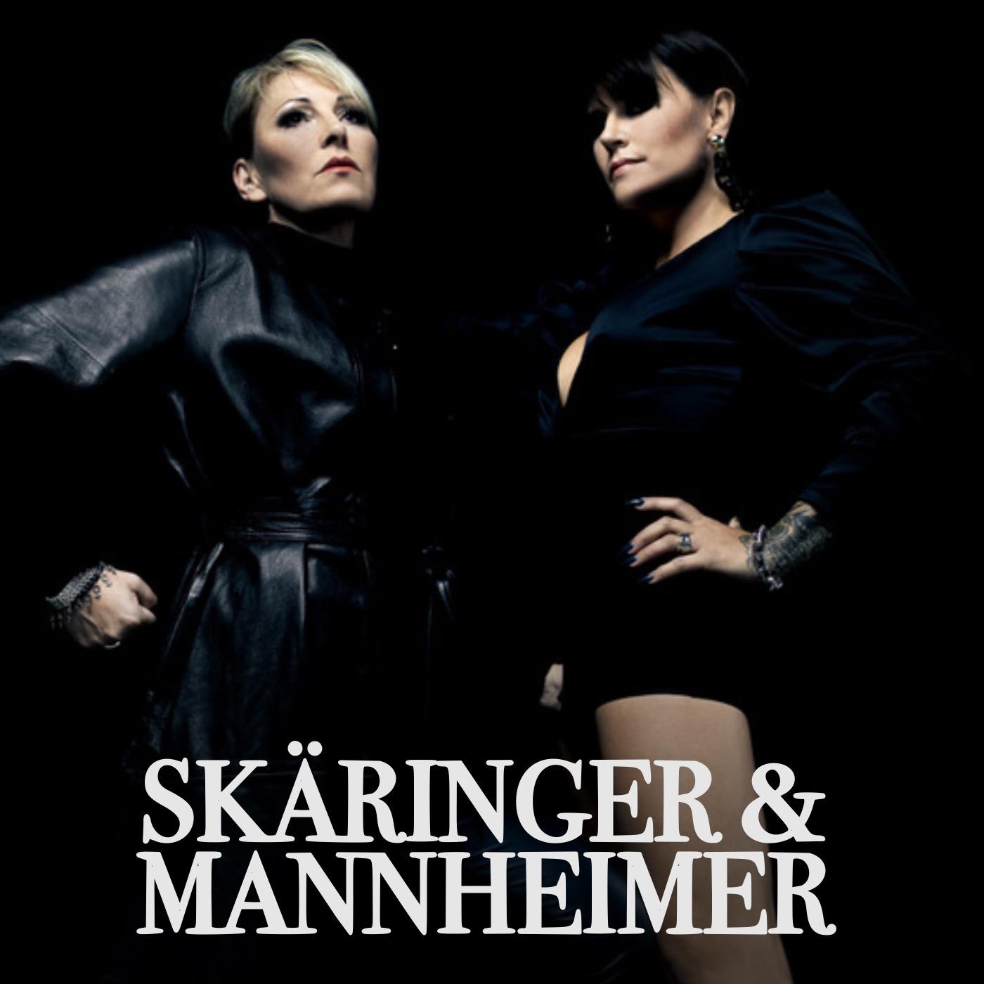 Skäringer & Mannheimer show art