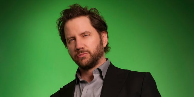 Interview with Jamie Kennedy show art