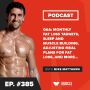 Artwork for Q&A: Monthly Fat Loss Targets, Sleep and Muscle Building, Adjusting Meal Plans for Fat Loss, and More . . .
