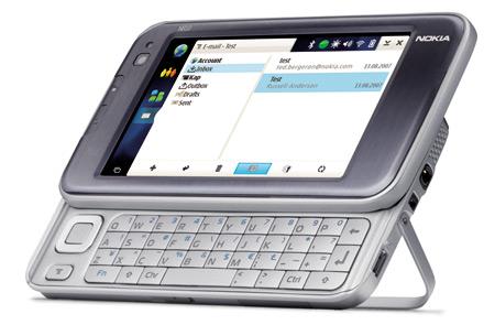 A la venta el internet tablet N810 de Nokia (al menos en los Estados Unidos)
