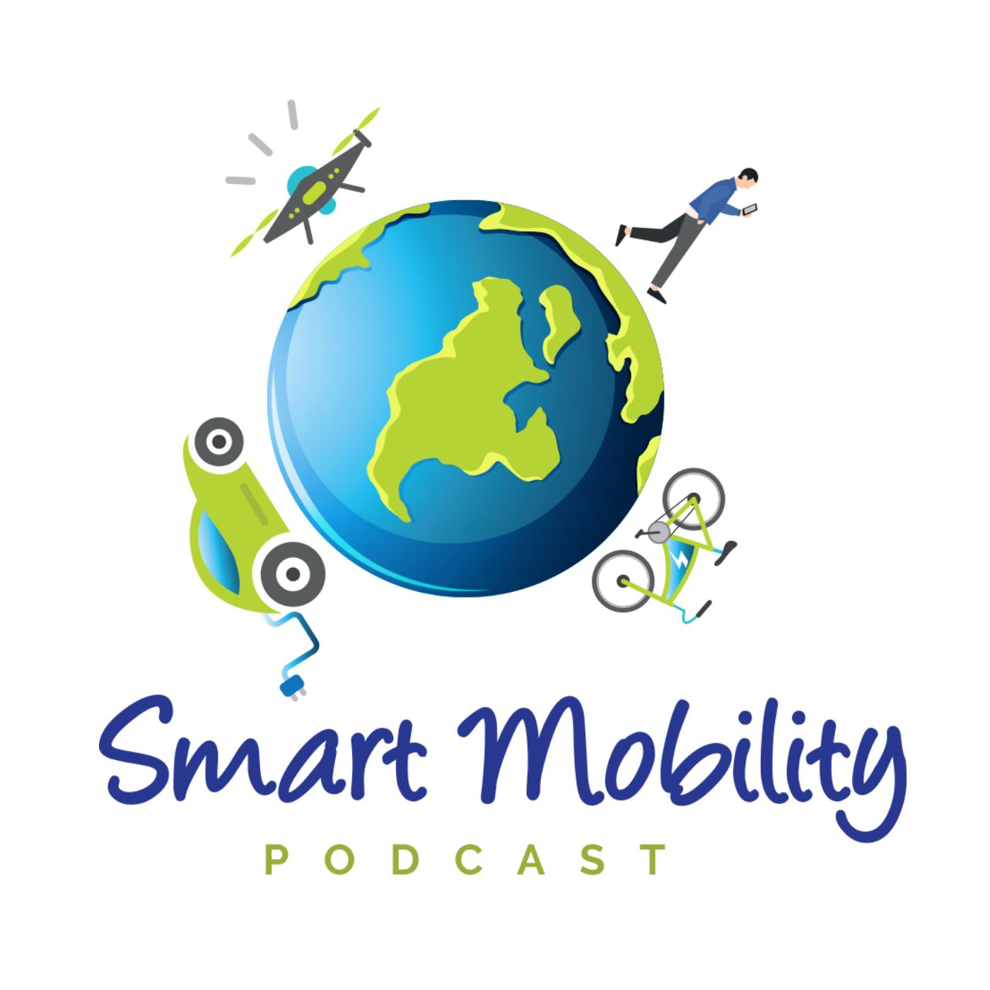 Smart Mobility Podcast show art