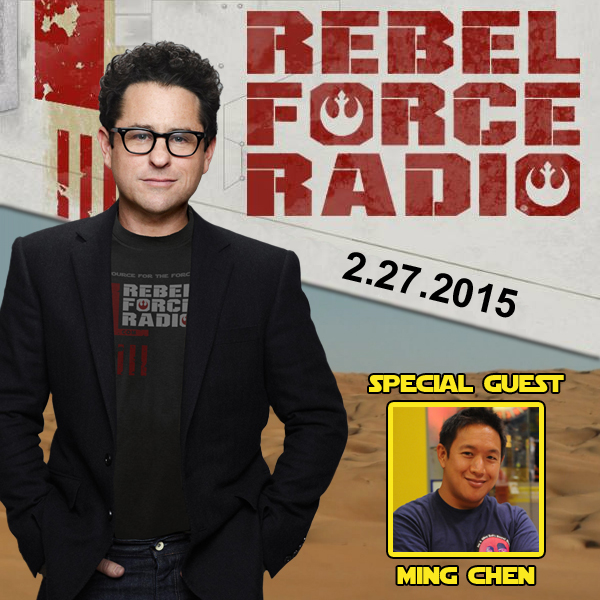 RebelForce Radio: February 27, 2015
