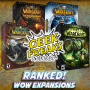 Artwork for Ranked World of Warcraft Expansions