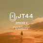 Artwork for JT44M with guest TC Smukalla