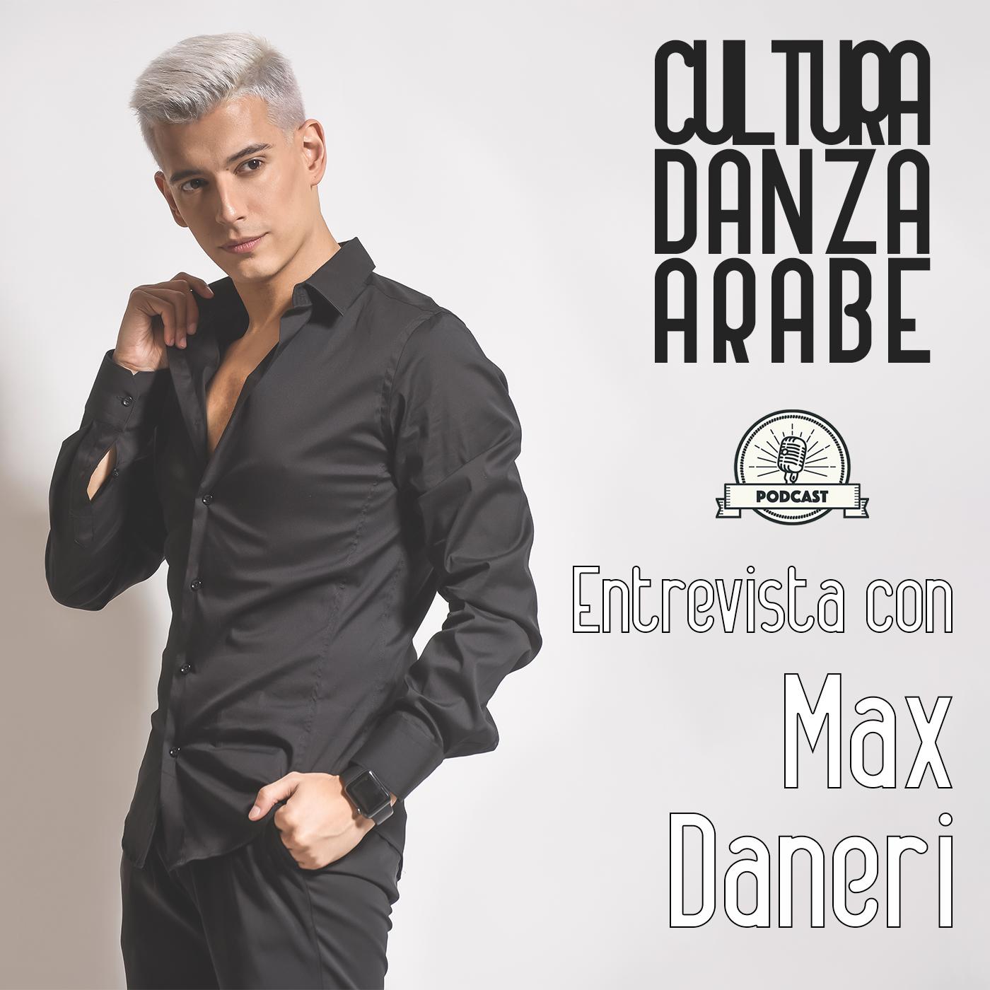 #48 Entrevista a Max Daneri