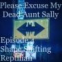 Artwork for Episode 4 - Shape Shifting Reptilian