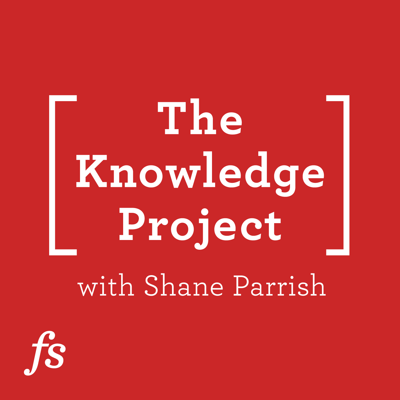 The Knowledge Project with Shane Parrish show art