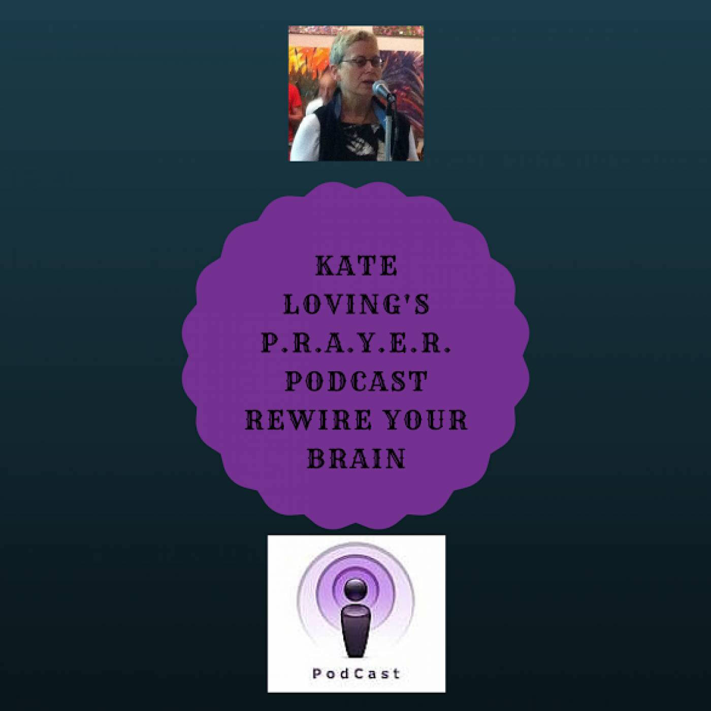 Kate Loving's P. R. A. Y. E. R Podcast