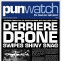 Artwork for 206 - Derrière Drone Swipes Shiny Snag