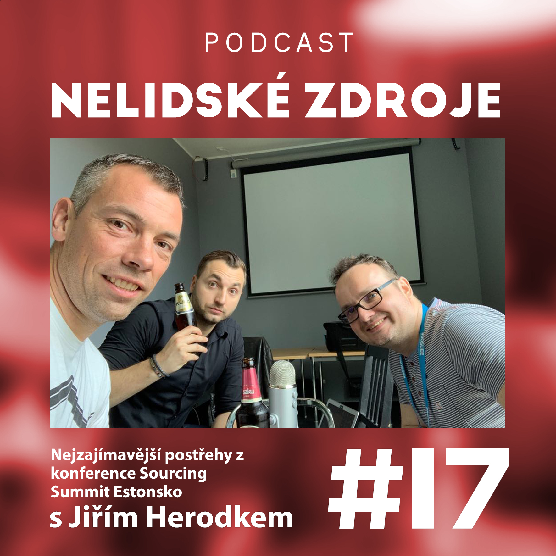 17: Nejzajímavější postřehy z konference Sourcing Summit Estonsko s Jiřím Herodkem