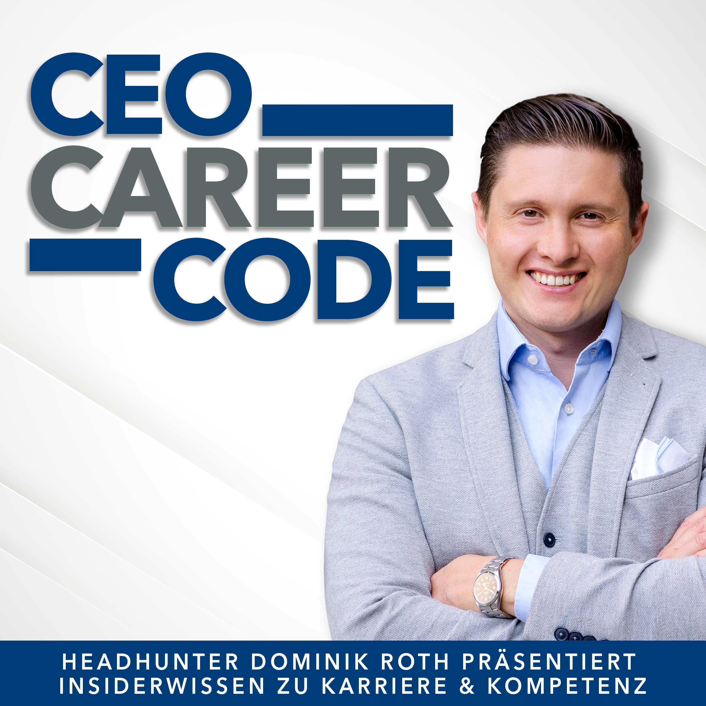 CEO Career Code show art