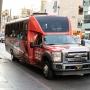 Artwork for A ride on the TMZ Celebrity Bus Tour