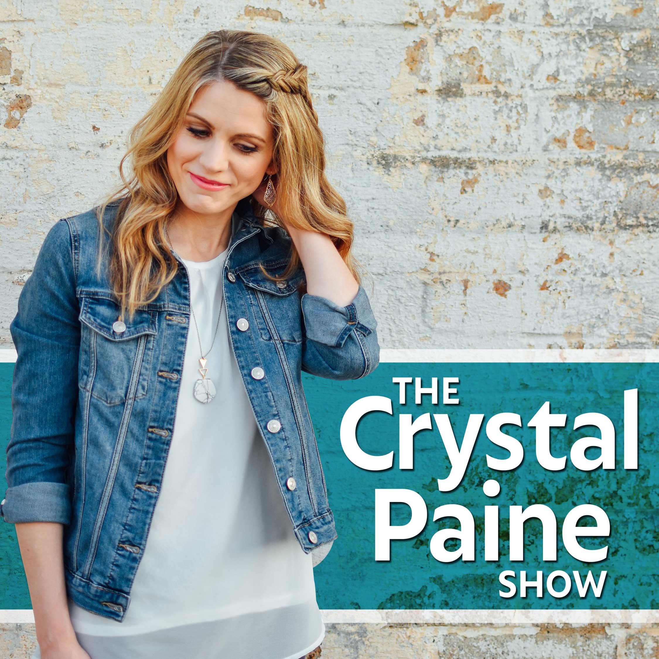 Crystal Paine Show show art